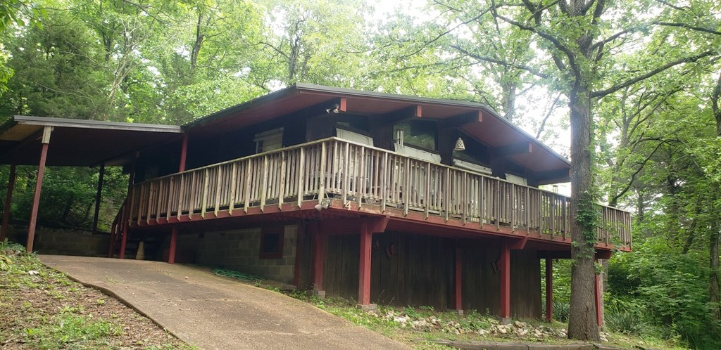 Vacation/Retirement in Cherokee Village, AR for sale