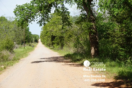 Hunting Land for Sale, Rural Harrah, Ok, Central Oklahoma