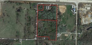 IDEAL LOCATION FOR COMMERCIAL DEVELOPMENT!