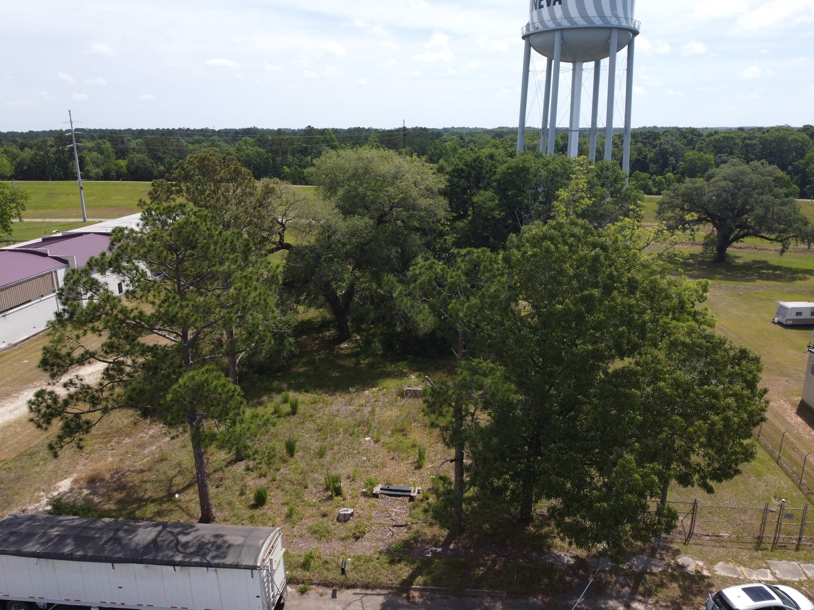 Commercial Lot For Sale in Downtown Geneva Al, Land for Sale
