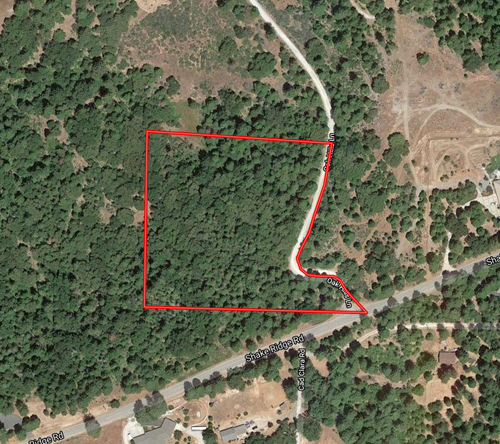Amador Mountain Property For Sale