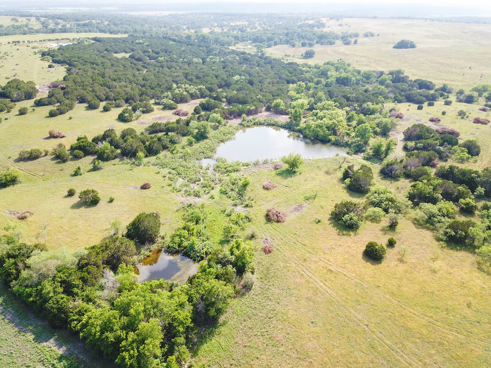 Ranch for Sale in Texas - 392.8 Acres In Hamilton County