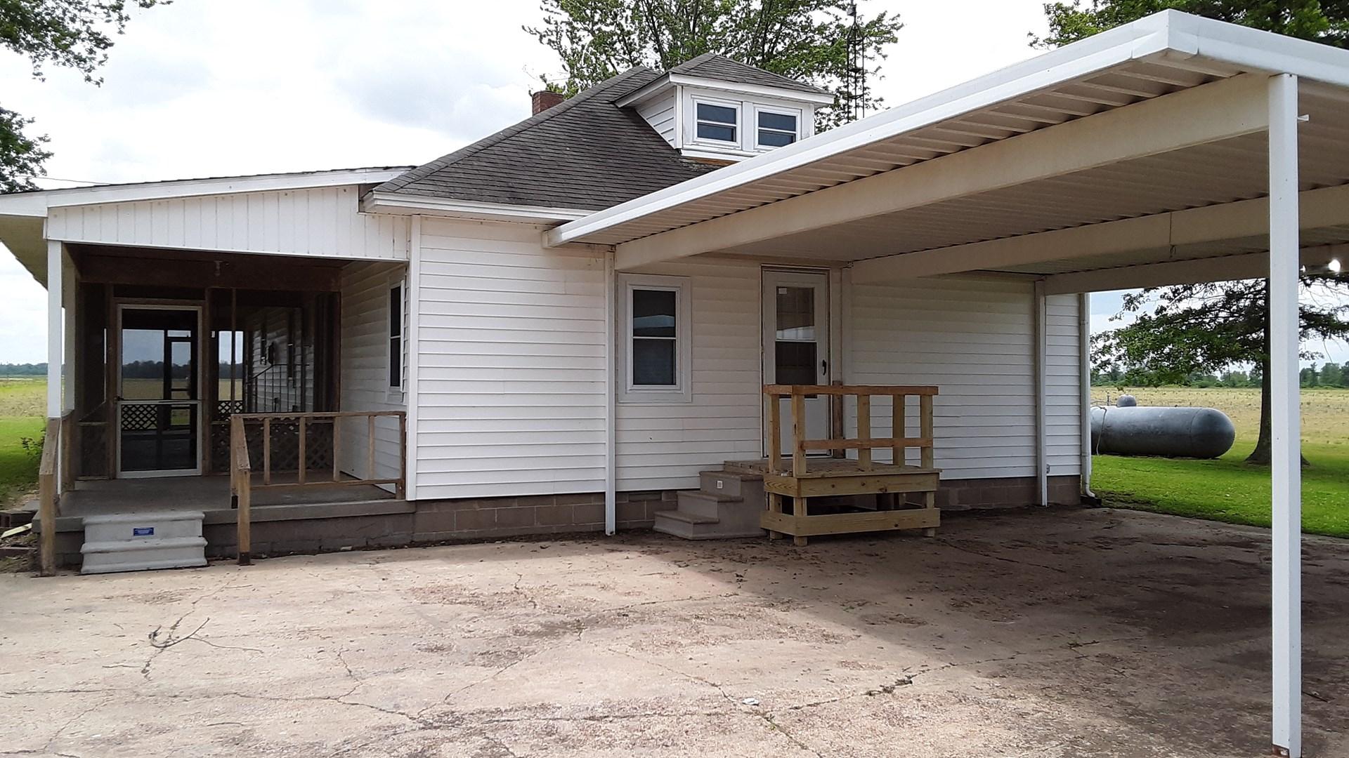 Side porches