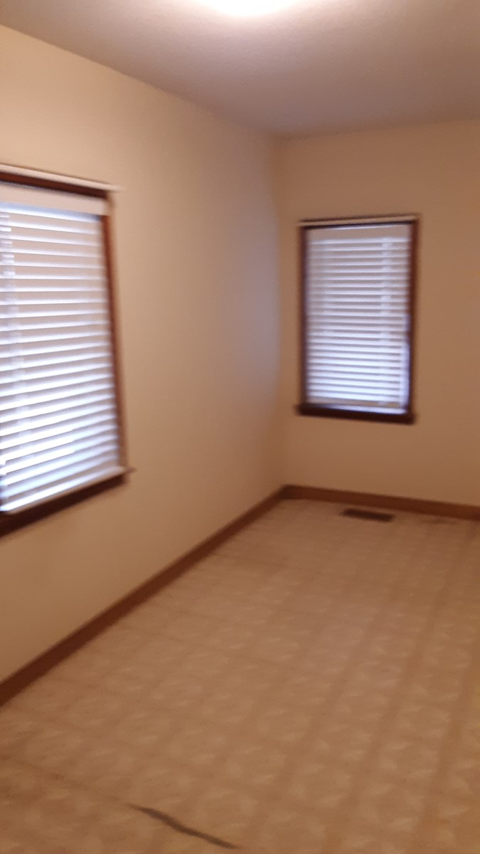Foyer/Office area