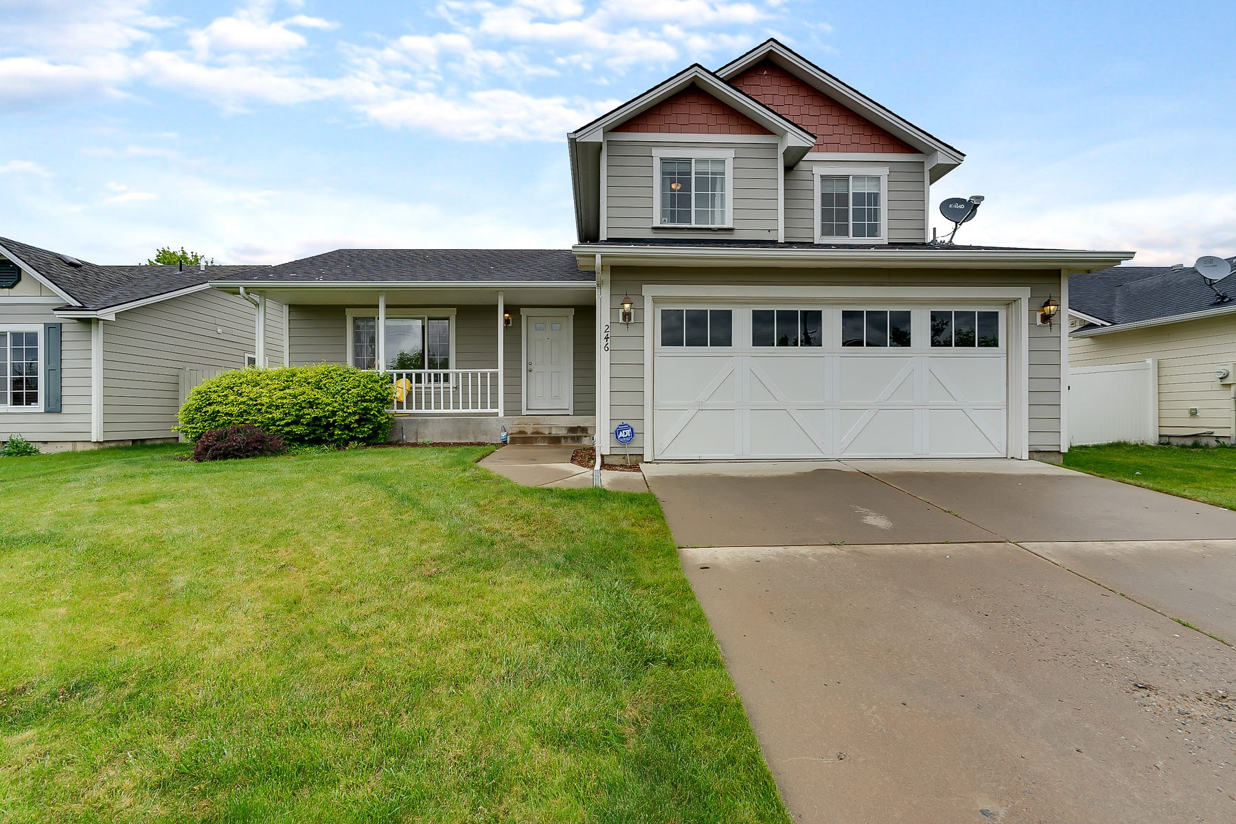 Post Falls, ID Home For Sale Near Coeur d'Alene & Spokane WA