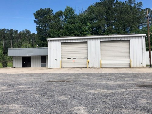 Commercial Real Estate in Plymouth NC, Trucking Property