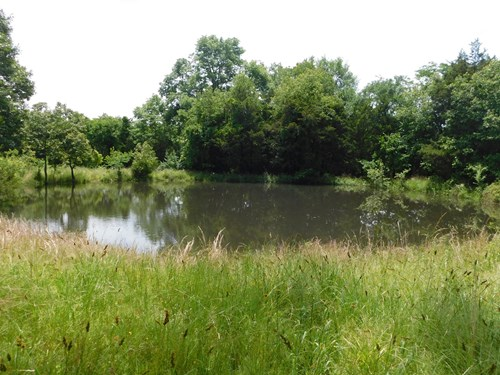 SOUTHEAST OKLAHOMA RIVER FRONT HUNTING RANCH