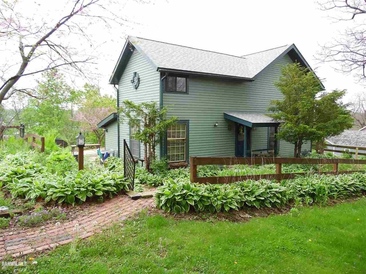 Historic Home in Galena, IL Home for Sale