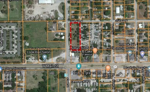 110 N 9th Street - 1.27 AC in Joyce Park - Immokalee, FL