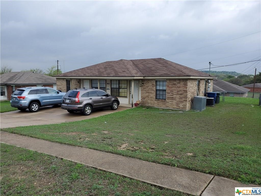 Duplex For Sale Copperas Cove TX Easy Access To Ft Hood TX