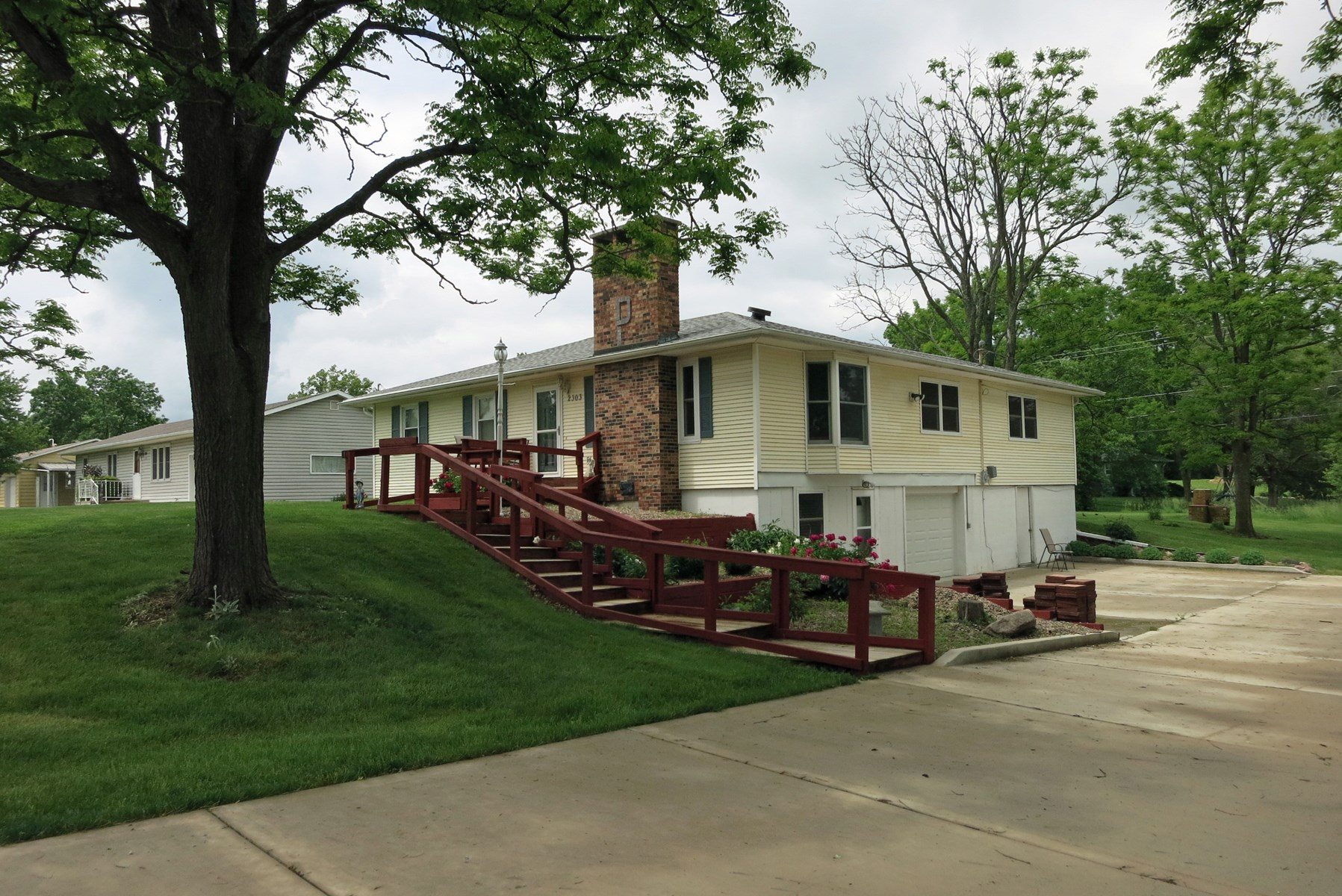 Nice Ranch Home For Sale in Bethany MO