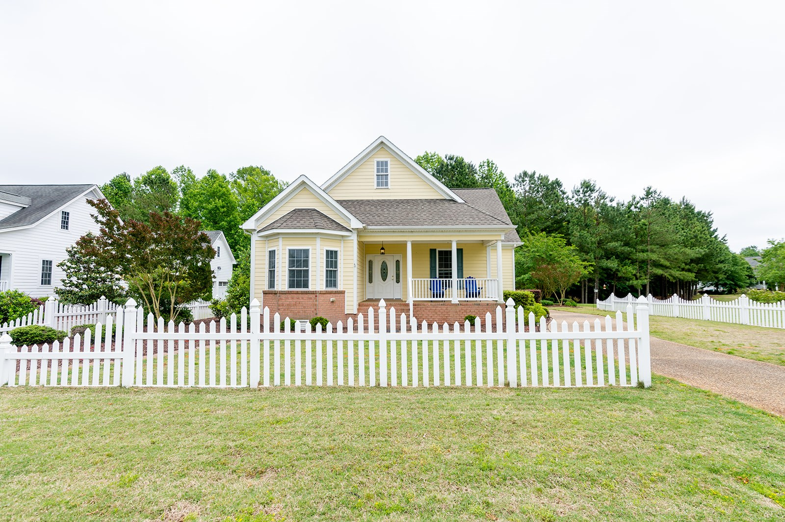 Golf Course-Marina  Home in Albemarle Plantation For Sale