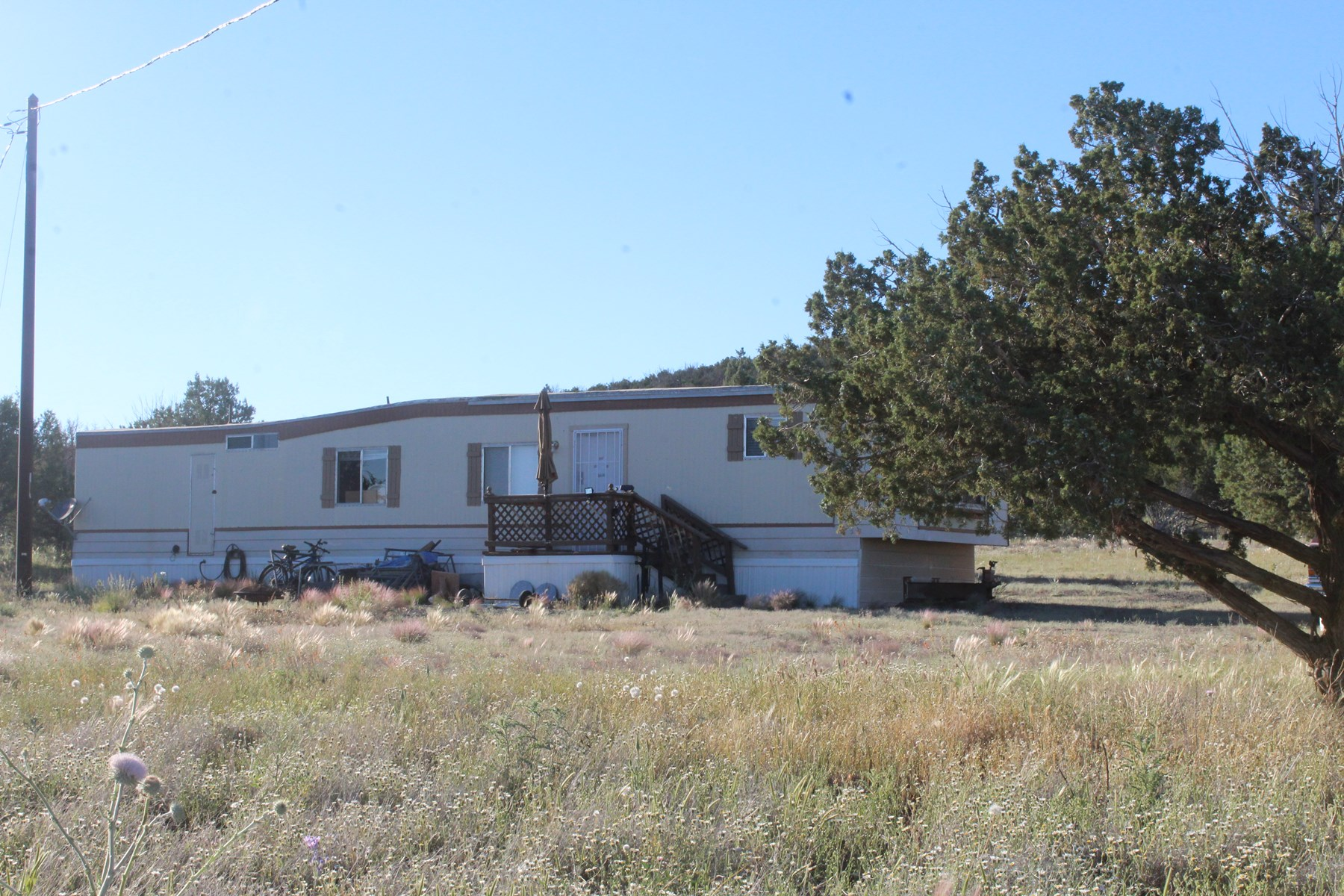 Fully Fenced Country Home for sale in Northern Arizona