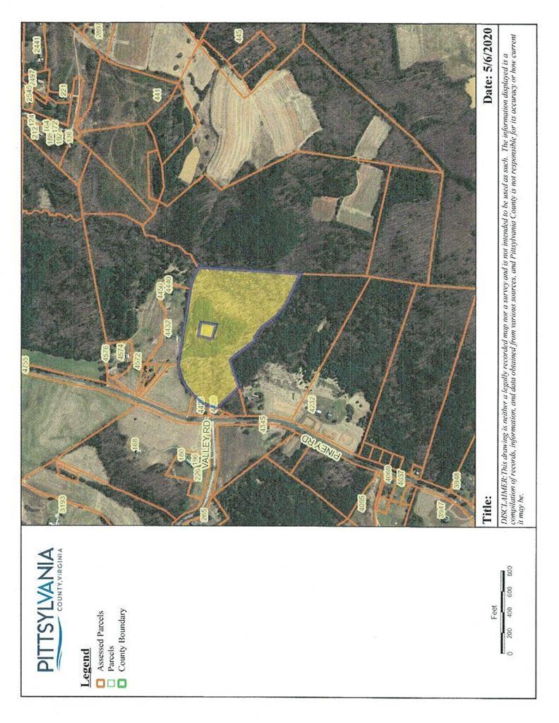 19+/- Acres in Gretna of Pittsylvania County, VA