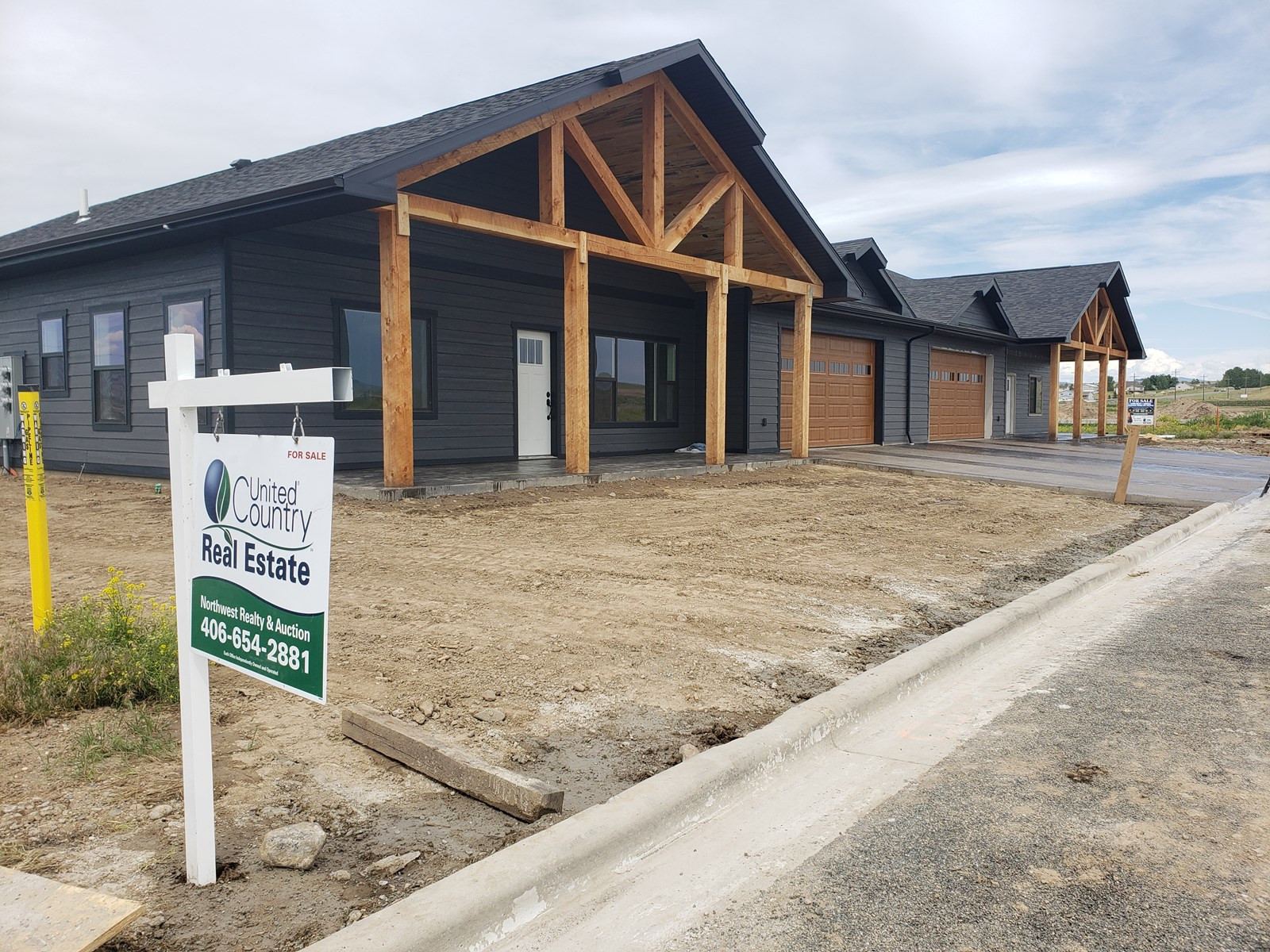 New Single Level Homes in Red Fox Meadows, East Helena MT