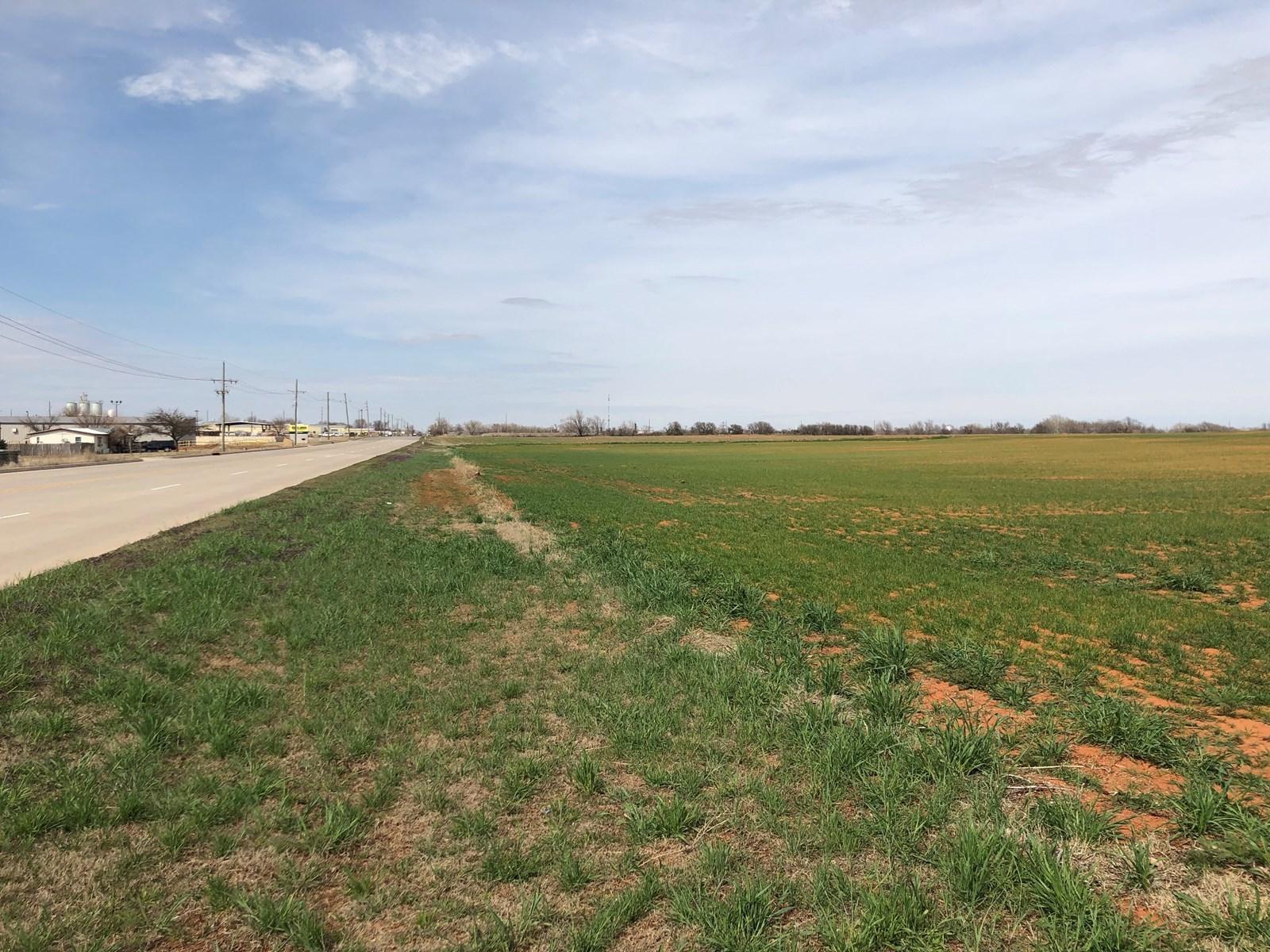 LAND FOR SALE IN ELK CITY, OKLAHOMA