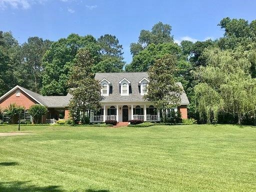 5 Bed/3.5 Bath Home 39 Acres, McComb, Pike County,  SW MS