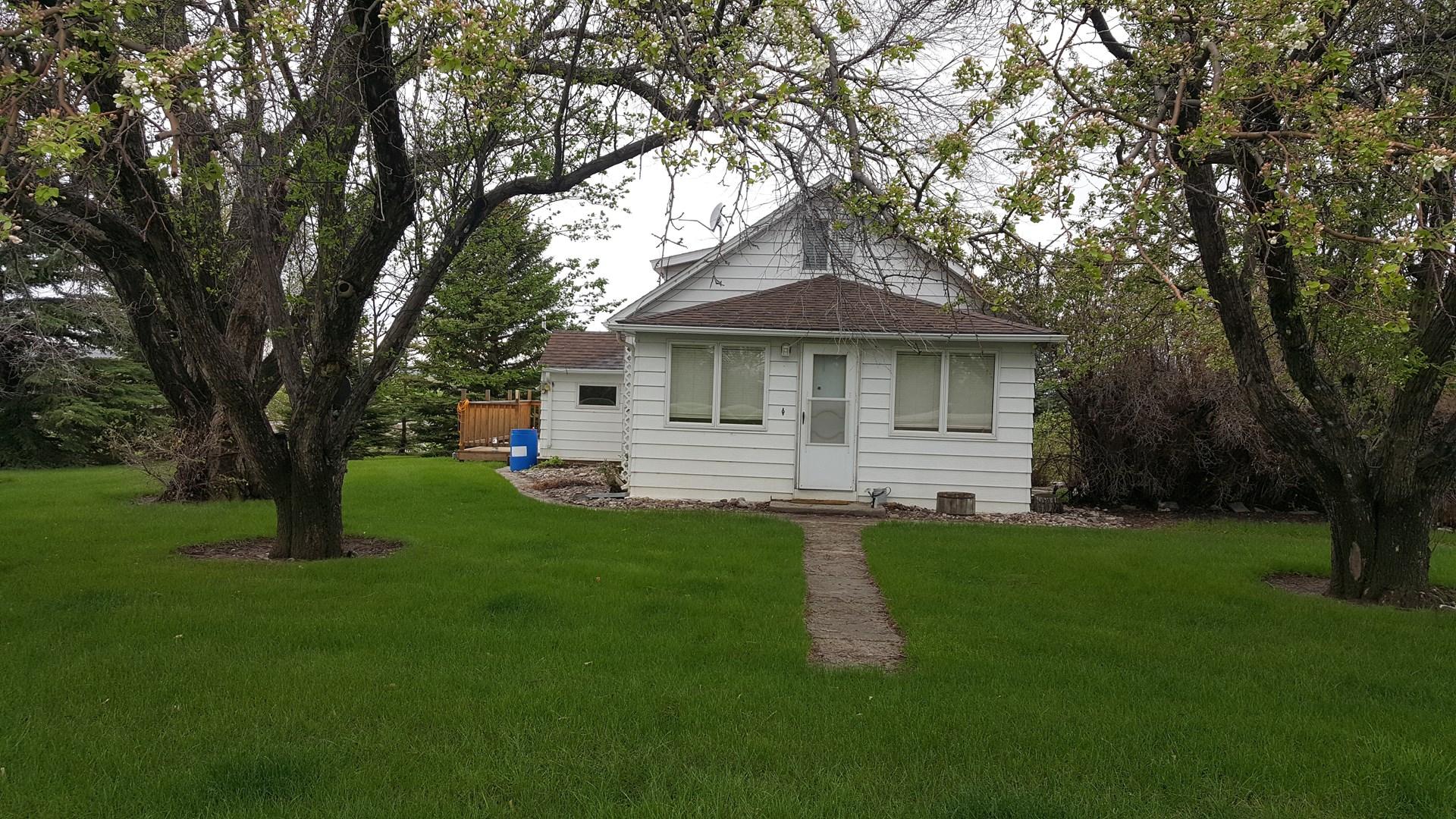 Home with Acreage/37.42 acres/Conrad MT/