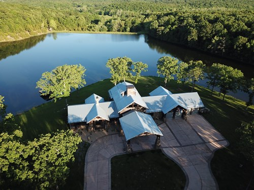 Luxury home for sale with Land, Warsaw MO, Benton County