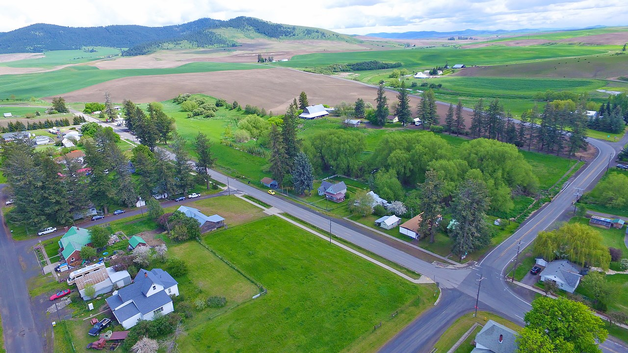 Latah, WA One Acre Lot For Sale