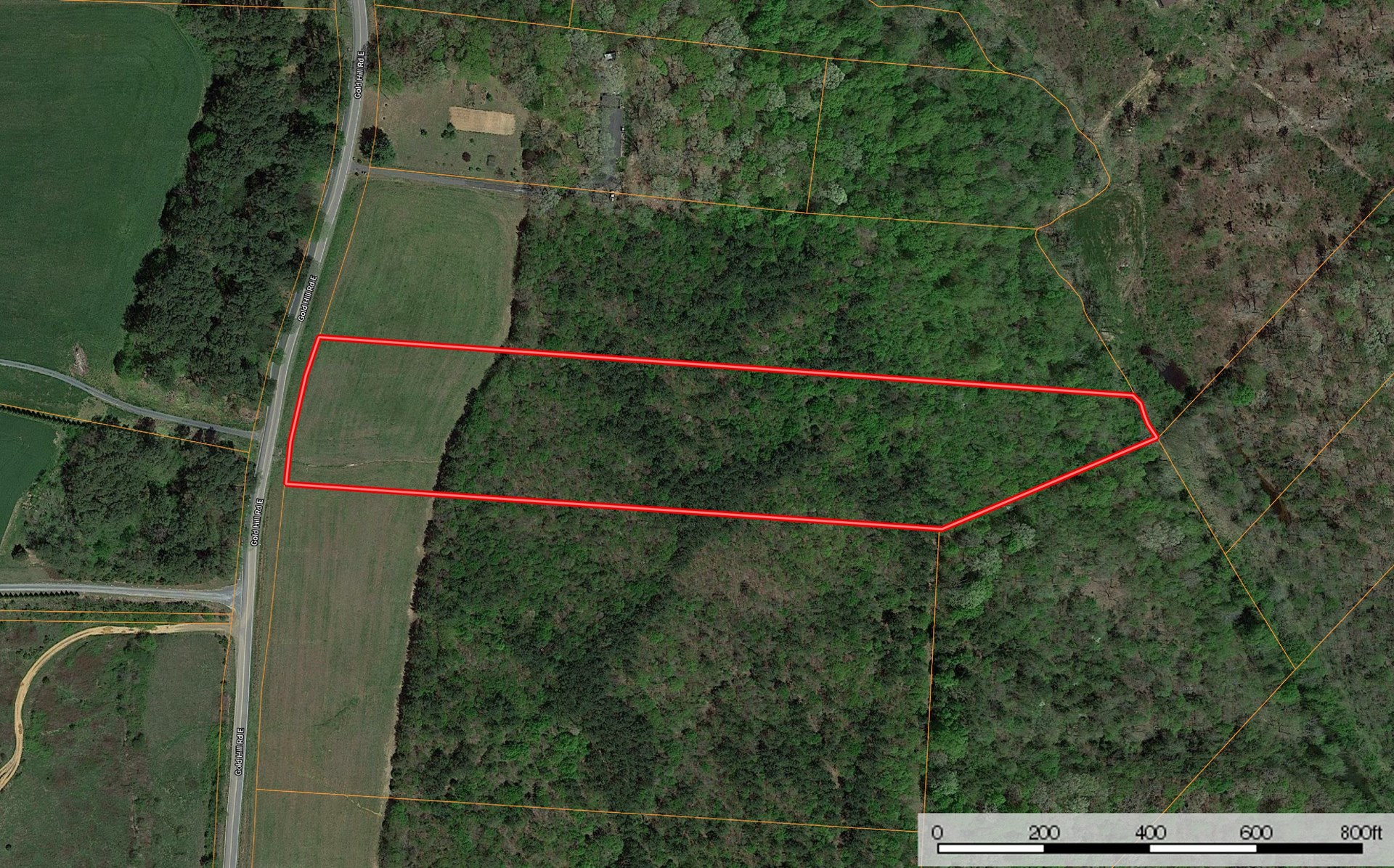 Large Lot For Sale in Mount Pleasant, NC