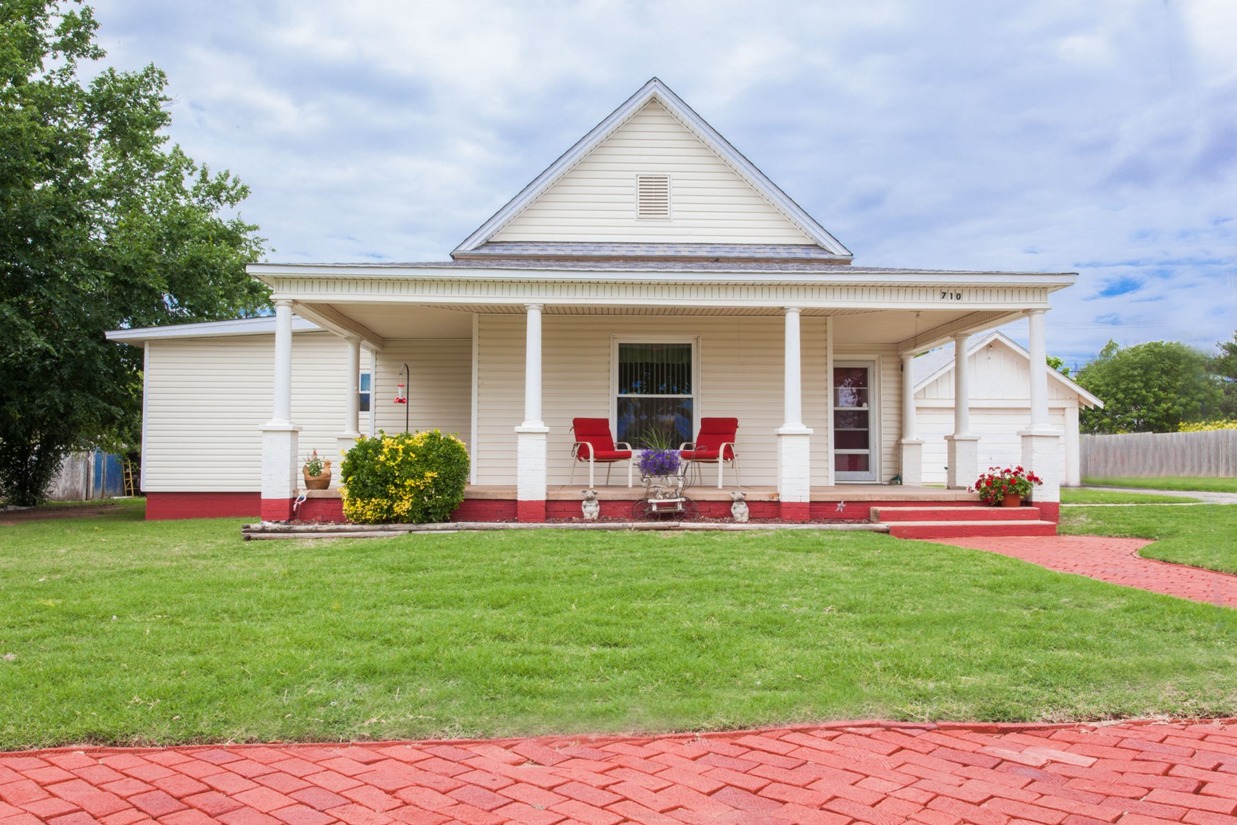 Country Home for Sale, Custer City, OK 73639