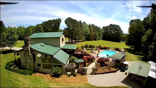 20 Acres Tucked Away On Buggs Island Lake, VA