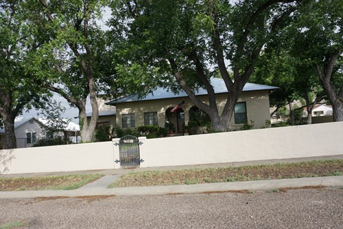 HISTORIC 5 BR 3 BA HOME FOR SALE IN SANDERSON, TX