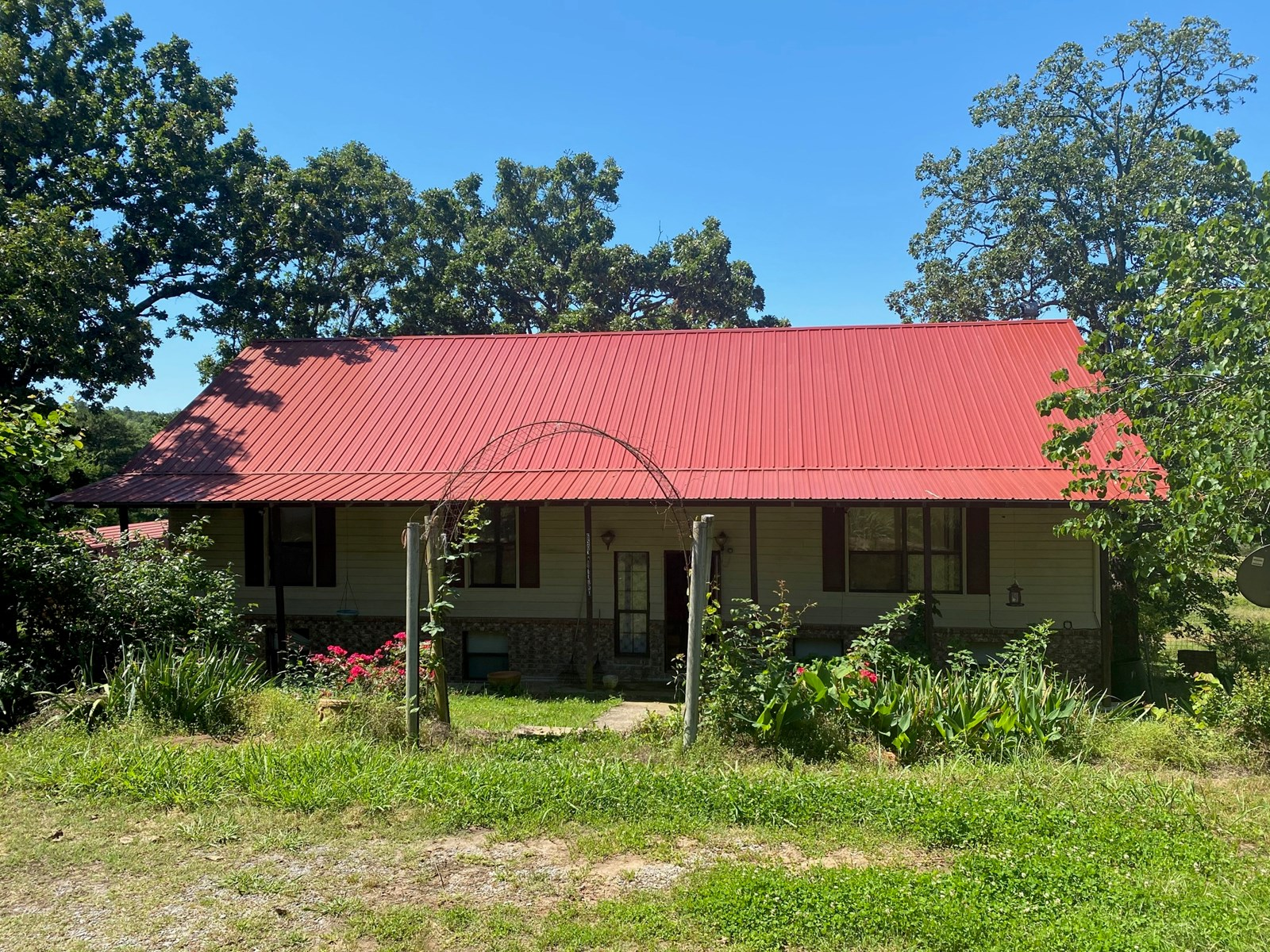 Country Home For Sale Wilburton, Oklahoma