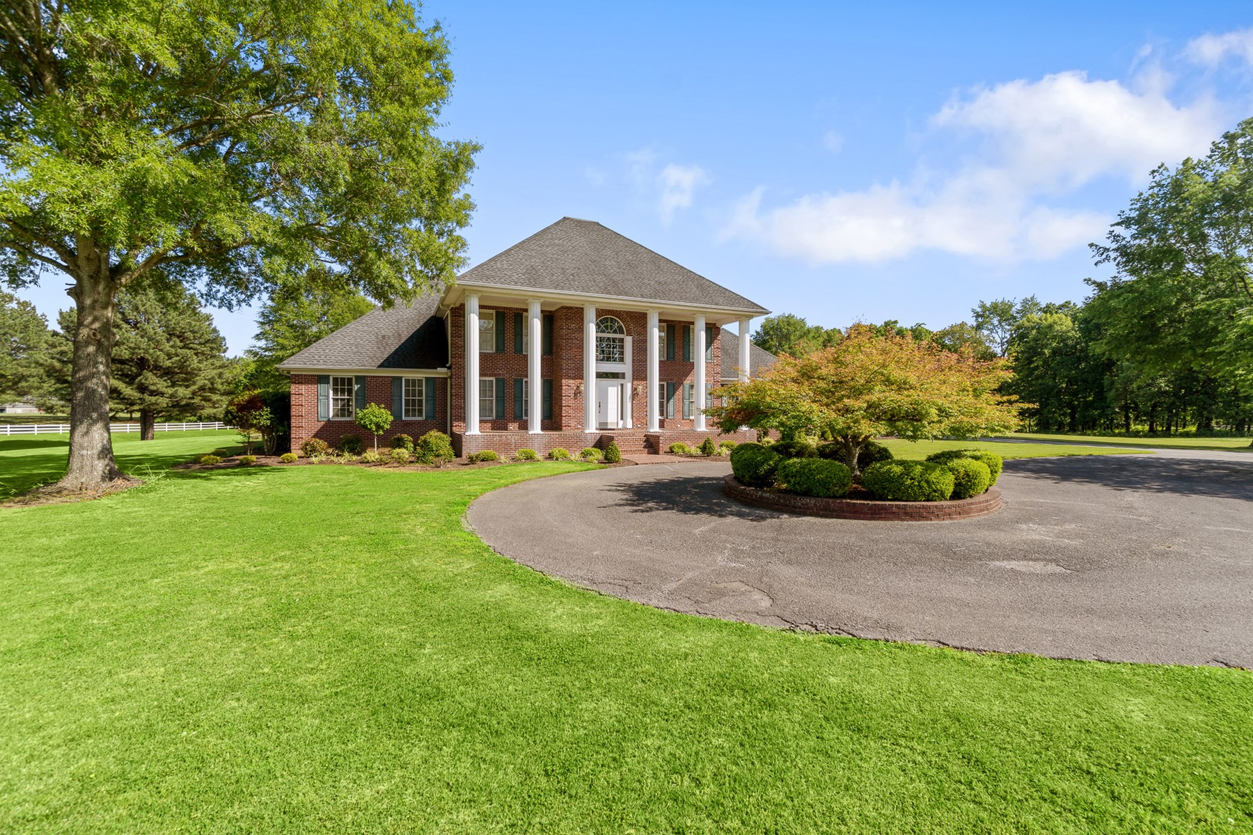 Experience Southern Living Home in Milan Tn, 5 Car Garage