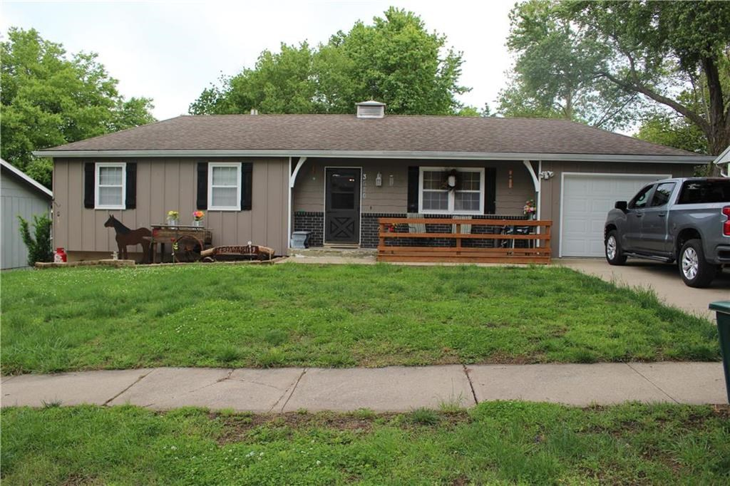 Updated 3 Bed Ranch Home Near North Shoppes in Quiet Area