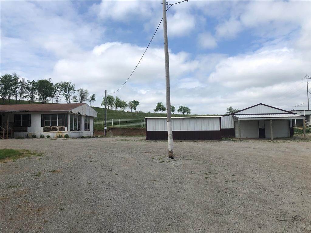 9+/- Ac. Horse Corral, Outbuildings & 3 Bedroom Ranch Home