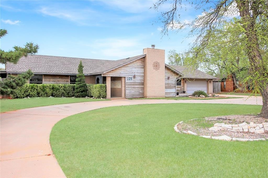 Updated home located near Elk City Golf and Club