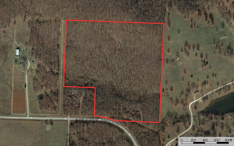 Hunting Property For Sale in St. Clair County, Missouri