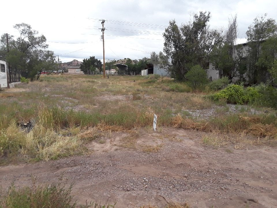 Residential lot for sale located in the town of Quemado, NM