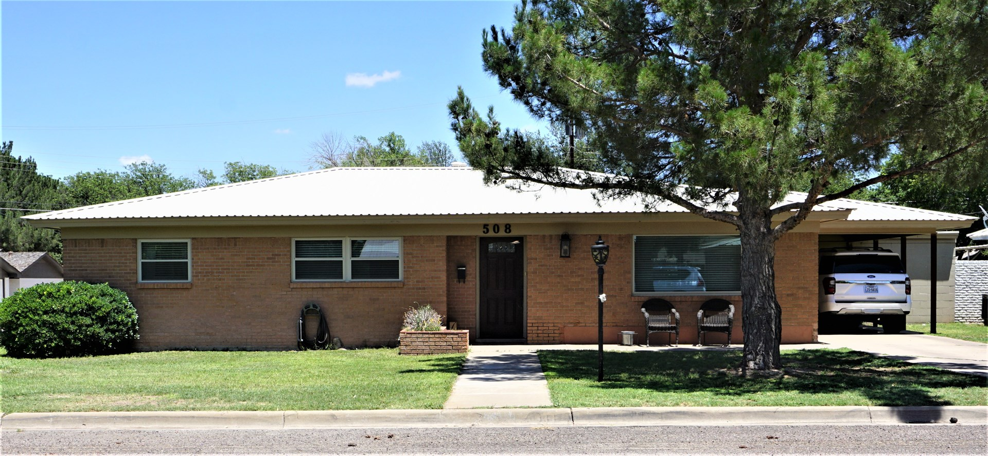 Fort Stockton 3 Bedroom  2 Bath Brick House For Sale West TX