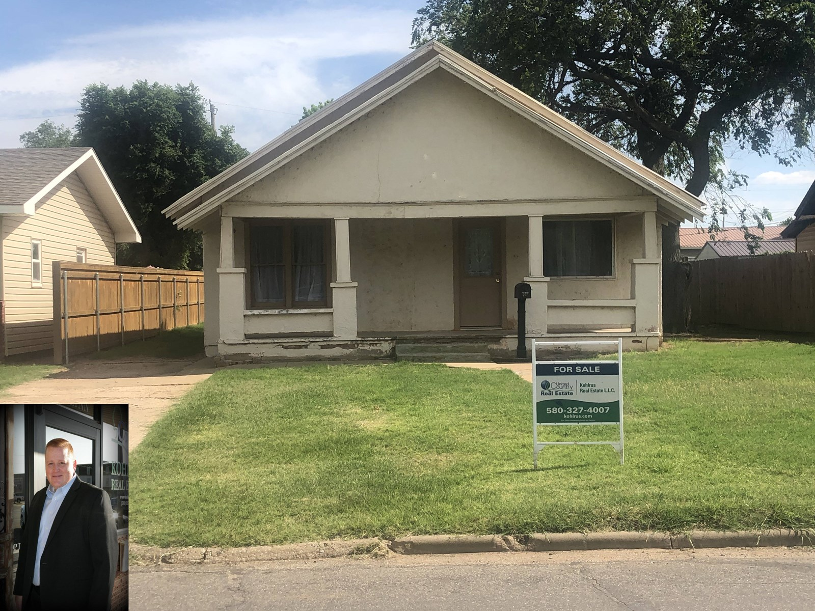 Alva, OK Investment or Great Family Home
