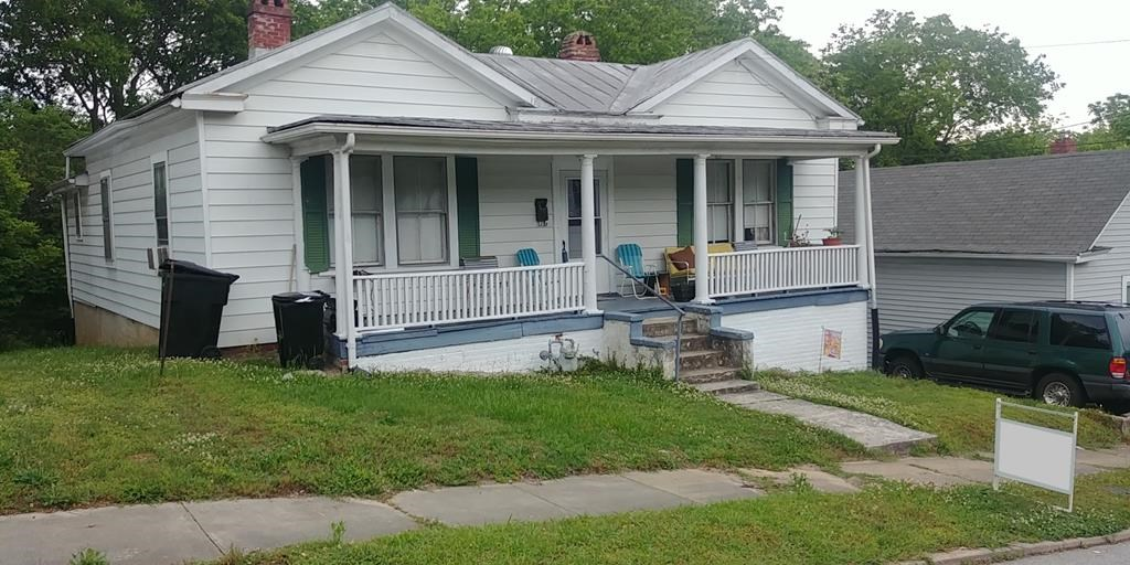 Investment property with tenant in place: Danville, VA