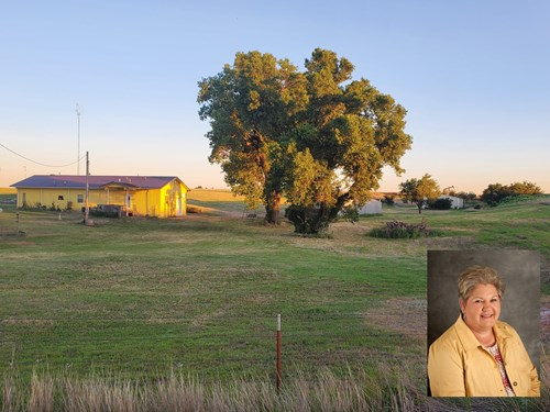 Nice Country Home with 10.6 Acres± - Alva, OK