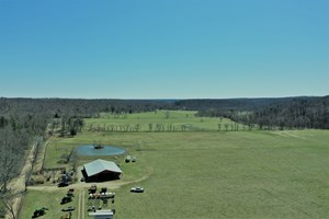 200+/- ACRE CATTLE - HAY - HUNTING FARM