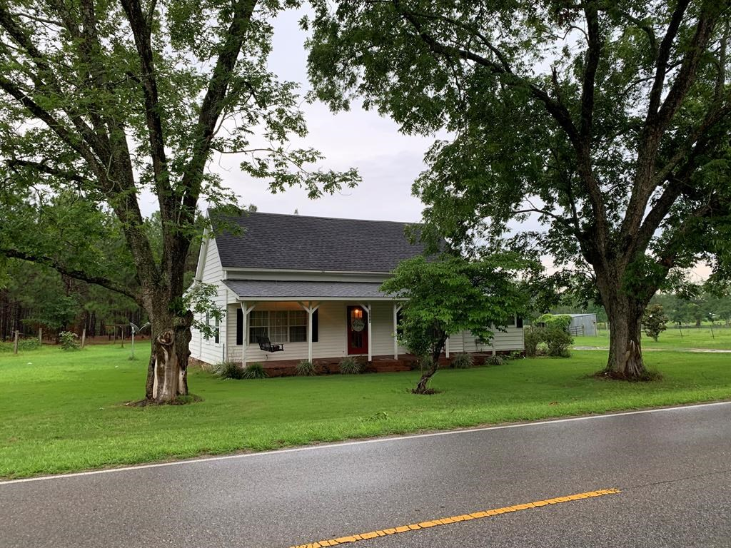 Country Home For Sale in Geneva County, Alabama