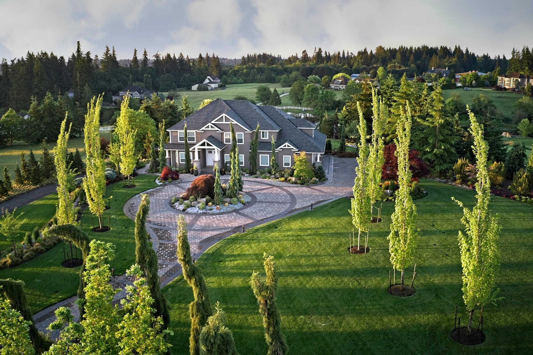Luxury Home on Acreage for sale in Ridgefield Washington