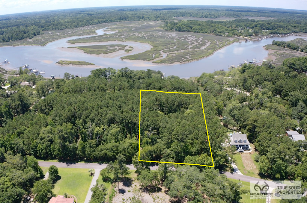 Knowles Island Waterfront Community, Lot 93