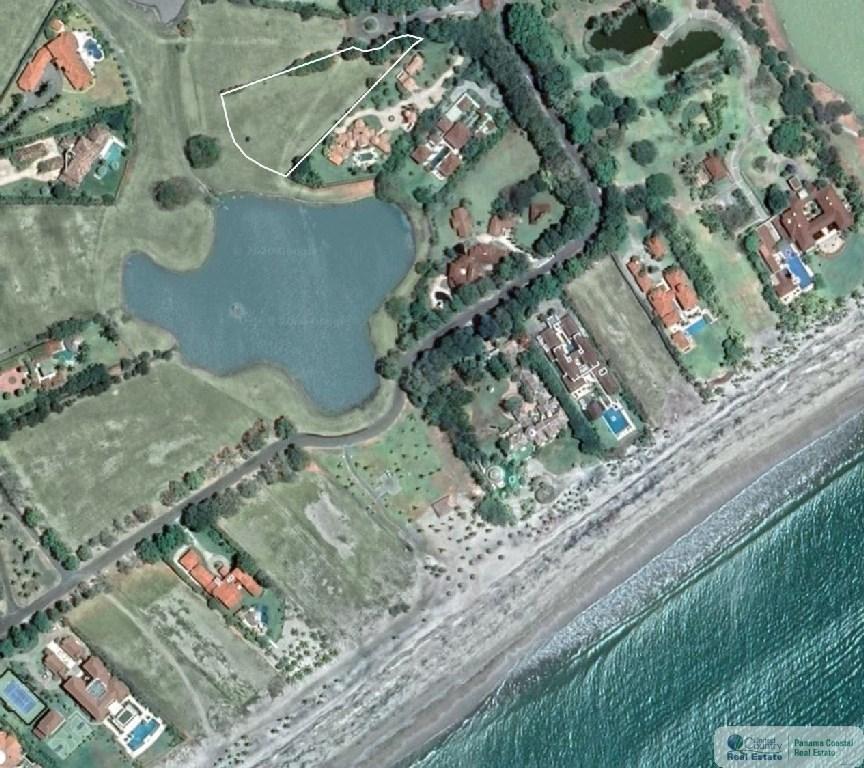 OCEAN VIEW LOT FOR SALE IN BUENAVENTURA PANAMA