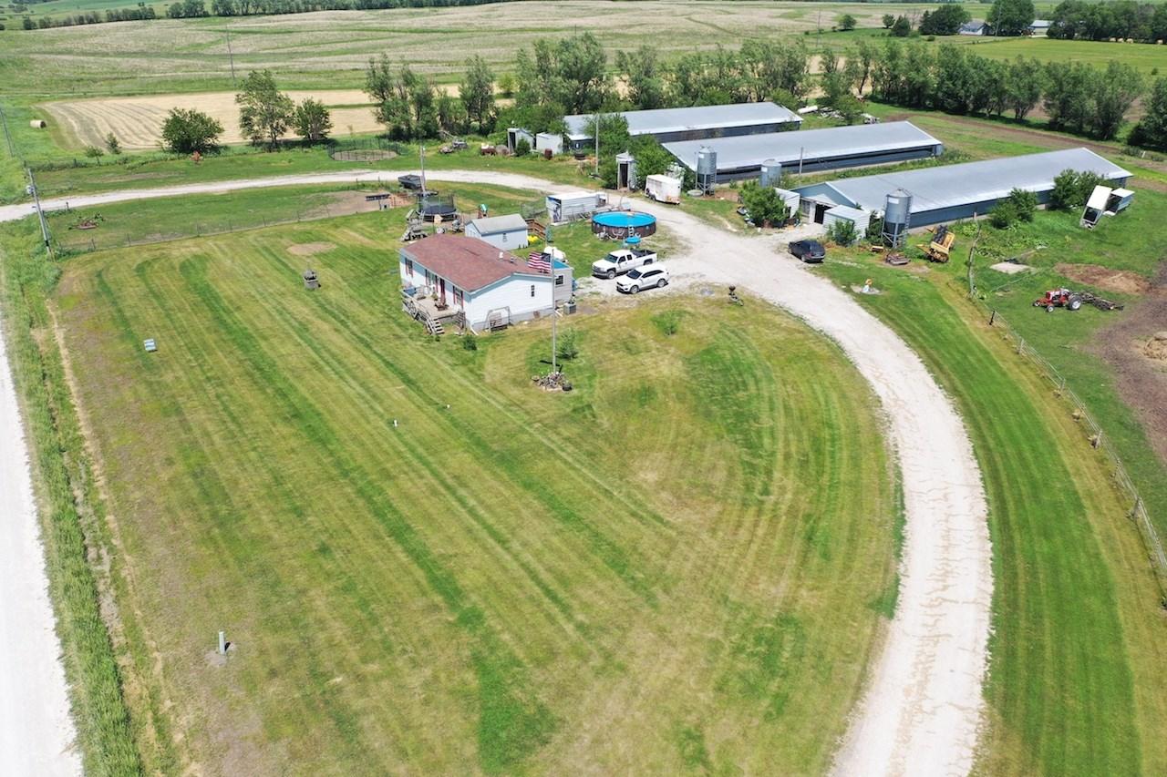 Acreage For Sale in Southern Iowa Near Creston Iowa