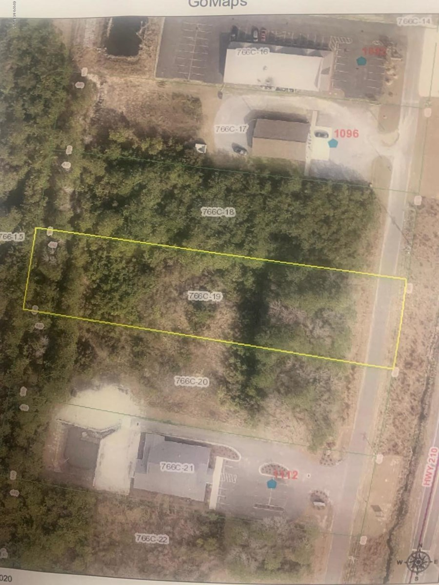 1 Acre of Land on HWY 210