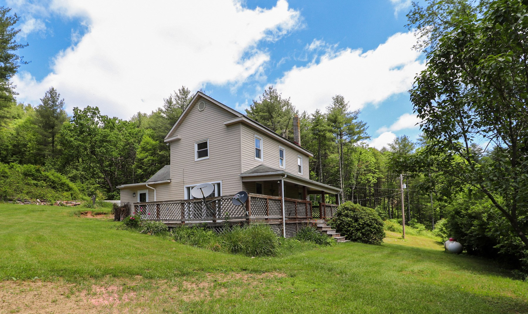 Home for Sale in Indian Valley VA!