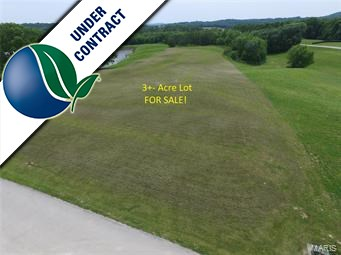 Beautiful 3 Acre Building Lot just outside Hermann, MO!
