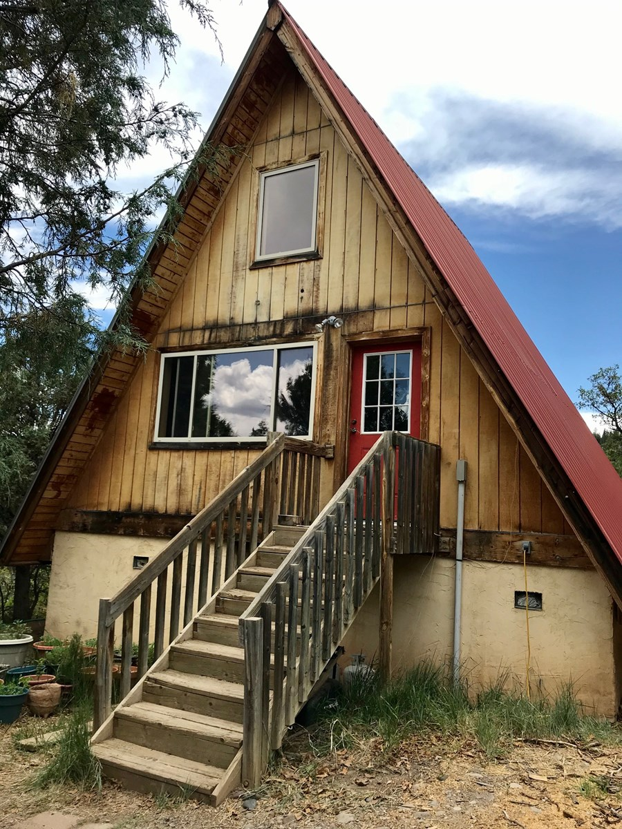 Sustainable Recreational Cabin with Land for Sale Chama NM