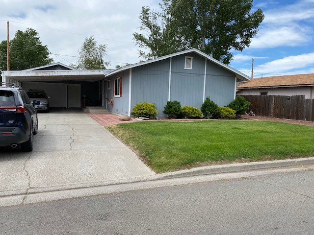Clean 3bed/2 bath 1,168 sq.ft home for sale in Alturas, Ca.